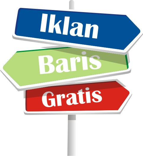 Website iklan baris gratis